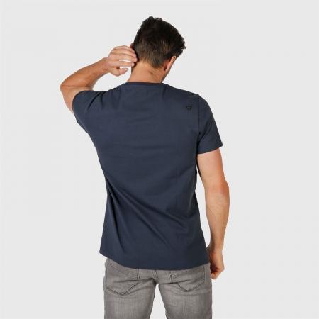 Pánské triko Cold Space Blue (0532)