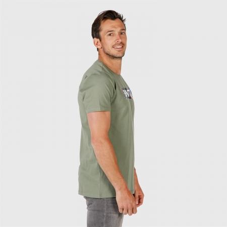 Pánské triko Tyson Vintage Green (0760)