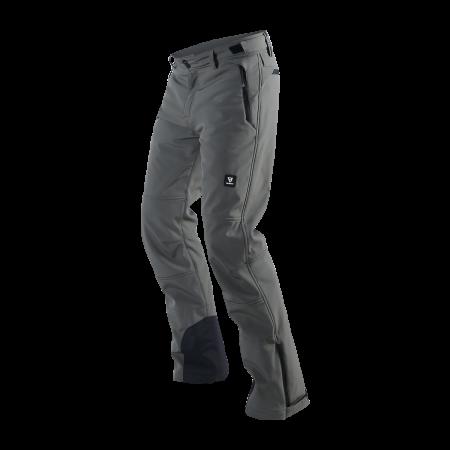 Pánské lyžařské kalhoty Huygens Pine Grey (0930)