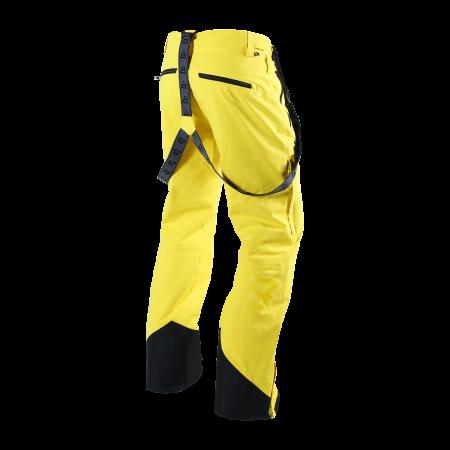 Pánské lyžařské kalhoty Damiro Cyber Yellow (0162)