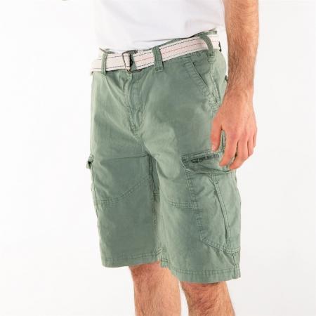 Pánské kraťasy Caldo Vintage Green (0760)