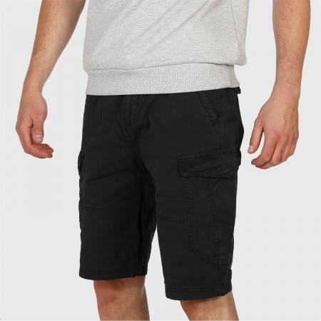 Pánské kraťasy Caldo Black (099)
