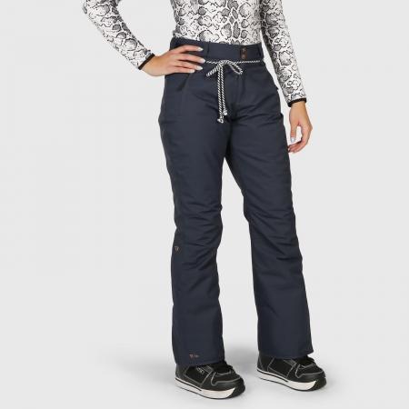 Dámské lyžařské kalhoty Sunleaf Space Blue (0532)
