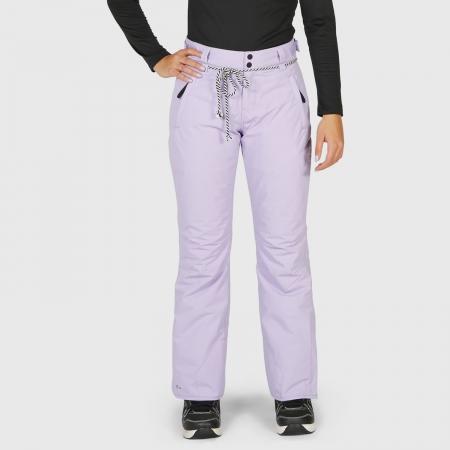 Dámské lyžařské kalhoty Sunleaf Lavender (0043)