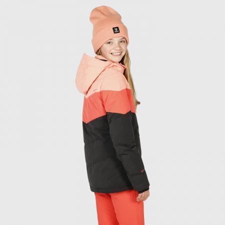 Dívčí zimní bunda Okalani Desert Flower (0380)