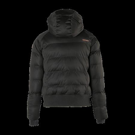 Pánský zateplený svetr Wadrano Black