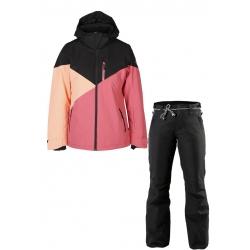 Dámský lyžařský komplet - bunda Sheerwater a kalhoty Tavorsy