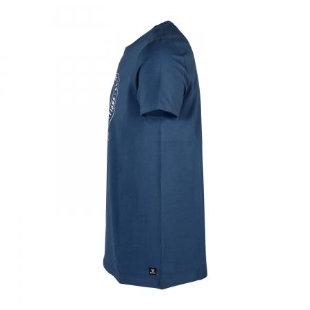 Pánské triko Tim-Print Jeans Blue (0524)