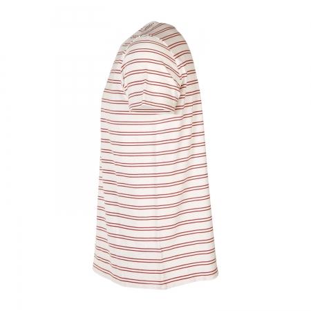 Pánské triko Tim-Twin-Stripe Snow (001)
