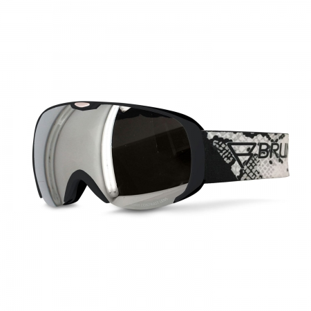 Dámské lyžařské brýle Deluxe 7 Titanium (097)