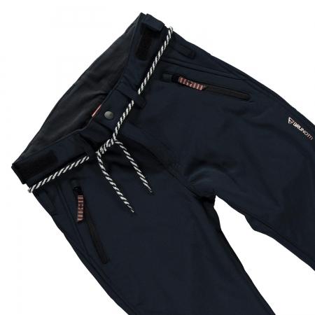 Dívčí lyžařské kalhoty Tavorsy