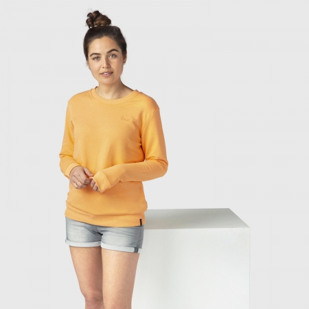 Dámská mikina Farona (Faded Orange-2497)