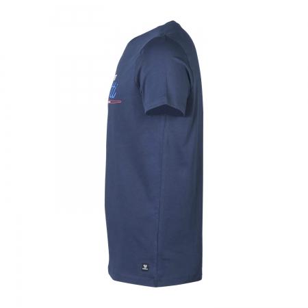 Pánské triko Tim-Print (Space Blue-7999)