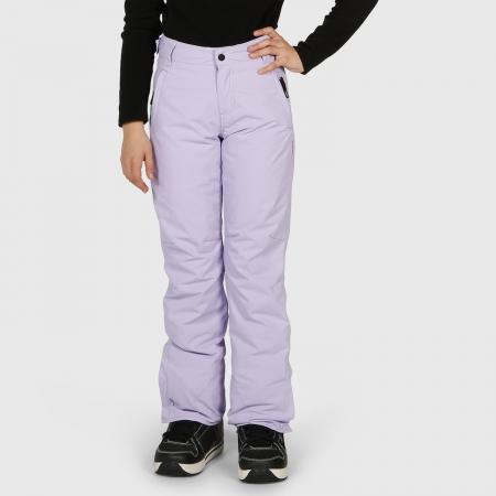 Dívčí lyžařské kalhoty Sunleaf Lavender