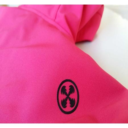 Dámská softshellová bunda Joskos Azaela Pink (00352)