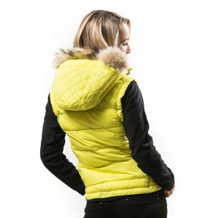 Dámská vesta Jelica Neon Yellow (134)