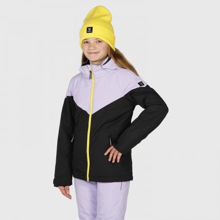 Dívčí zimní bunda Sheerwater Lavender (0043)